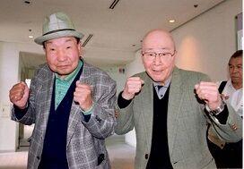 袴田さんと晁さん