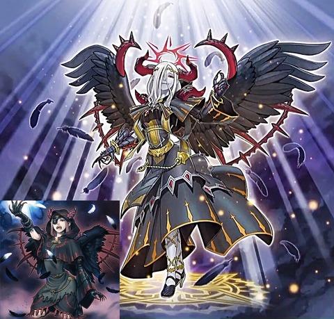 堕天使002