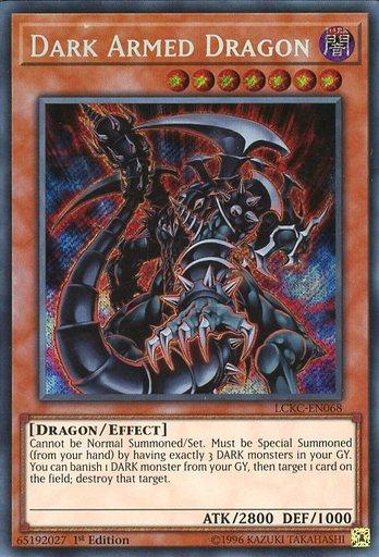 Dark Armed Dragon-ダーク・アームド・ドラゴン