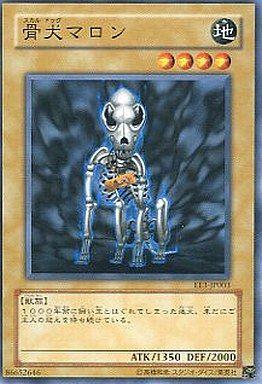 [N] : 骨犬マロン