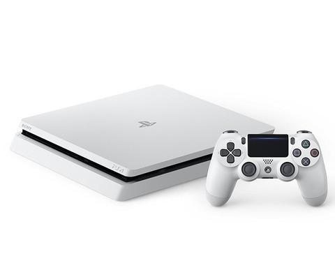PlayStation 4 グレイシャー・ホワイト