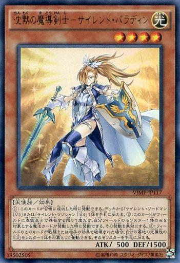 沈黙の魔導剣士-サイレント・パラディン