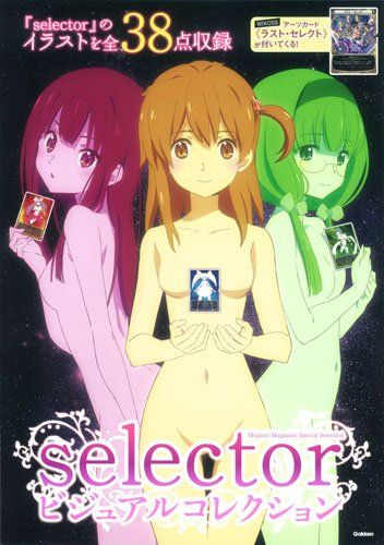 selector ビジュアルコレクション