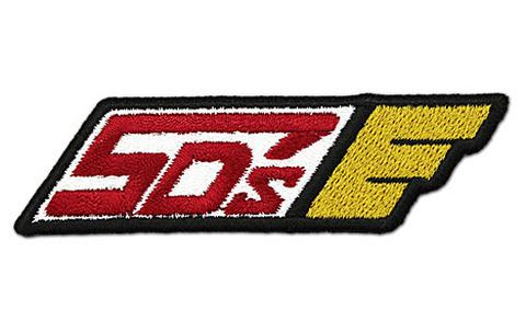 チーム5D's ワッペン 「遊☆戯☆王5D's」