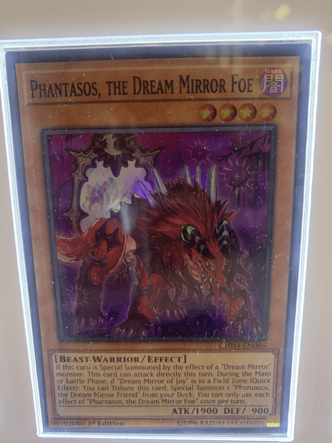 Phantasos, the Dream Mirror Foe