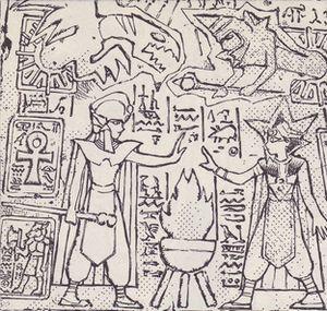 遊戯王 エジプト