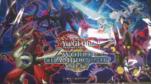 遊戯王 WCS2017 プレイマット