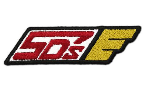 チーム5D's 脱着式ワッペン