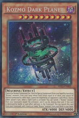Kozmo Dark Planet