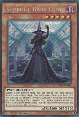 Kozmoll Dark Lady