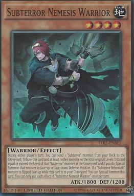 Subterror Nemesis Warrior