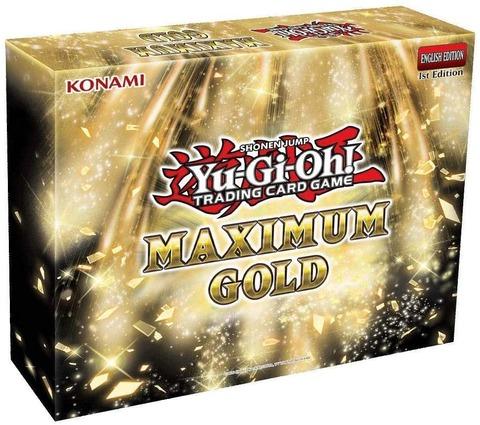 遊戯王 Maximum Gold