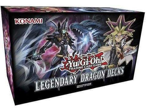 遊戯王 LEGENDARY DRAGON DECKS