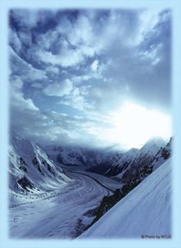 ハイブリッドスリーブ「氷河の彼方」リバイバル