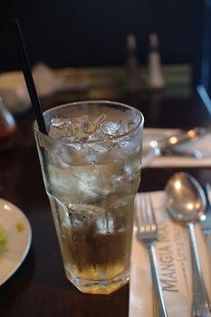 横浜みなとみらいのレストラン「マンジャマンジャ」のドリンク