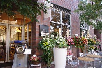 横浜馬車道にあるチョコレート専門店「VanillaBeans」の外観