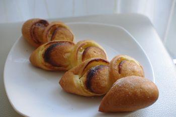 横浜北山田にあるパン屋さん「パン好房OHPADO」のパン
