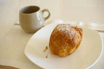 みなとみらいの横浜ワールドポーターズのパン屋のパン2