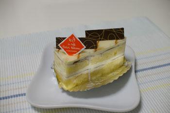 横浜白楽の洋菓子店「ルカフェ・プチガトー」のケーキ