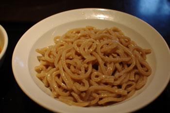 横浜菊名にあるあラーメン店「喜九成食堂」のつけ麺