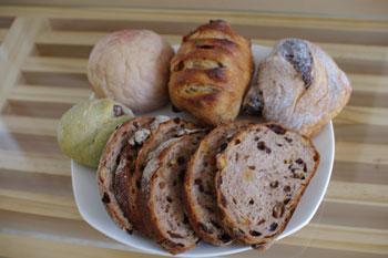 横浜高島屋のパン屋「ブーランジェリー ブルディガラ」のパン