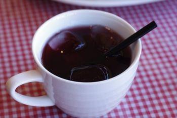 横浜藤が丘にある「ココチバーガーズ」のジュース
