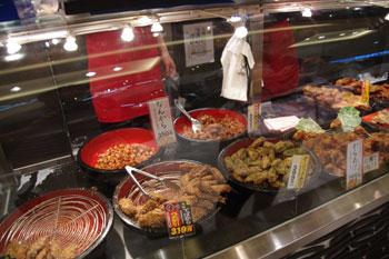 トレッサ横浜にある鳥惣菜専門店「北新地 鳥や」の惣菜