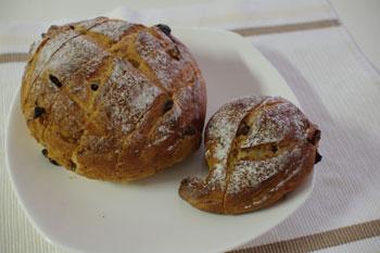 横浜元町のパン屋「ラール&ブーランジェリー レ・サンス」のパン