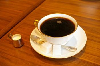 CAFE 丸福珈琲店 トレッサ横浜店のコーヒー