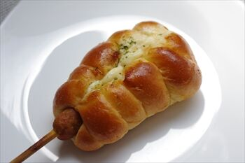 横浜あざみ野にあるパン屋「もあ四季彩館」のパン