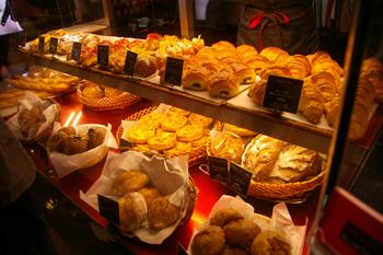 横浜高島屋の「ラ・ブティック・ドゥ・ジョエル・ロブション」のパン