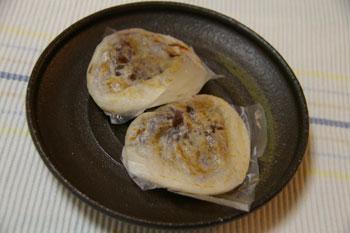 横浜高島屋「大九州展」のかさの家の梅ヶ枝餅
