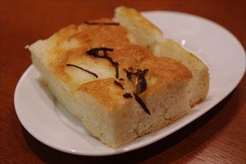 伊勢原にあるイタリアン「リストランテ アルベロベッロ」のパン