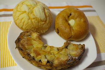 トレッサ横浜にあるパン屋さん「ハートブレッドアンティーク」のパン