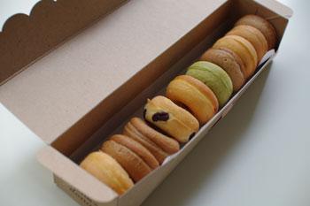 横浜東神奈川にあるドーナツショップ「ハナズドーナツ」