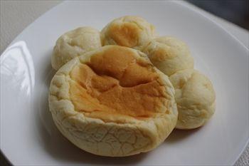 横浜みなとみらいにあるパン屋「ベルベ」のパン