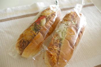 横浜鶴見のおいしいパン屋「エスプラン」のパン