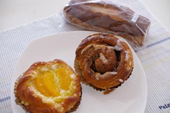 横浜岸根公園近くにあるパン屋「ぱんくらぶ」のパン