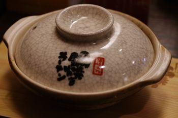 新横浜ラーメン博物館の「谷口食堂」の鍋焼きラーメン