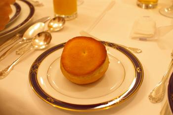 横浜山手十番館の自家製パン