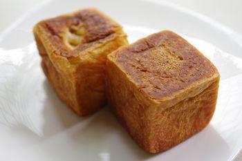 渋谷ヒカリエにあるパン屋さん「Richu 濱田家」のパン