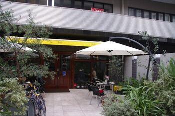 横浜にあるイタリアンレストラン「goffo」の外観