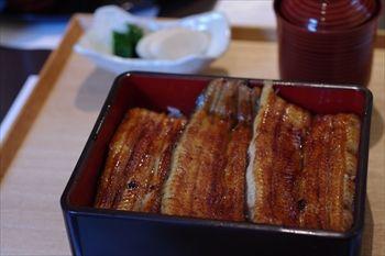 横浜関内にある鰻料理専門店「割烹蒲焼八十八」のうな重