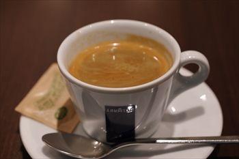 横浜センター南のイタリアン「クッチーナ ピノッキオ」のコーヒー