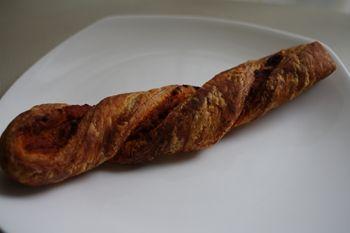 白楽にあるカフェ「パネッテリアカンパーニア」のパン