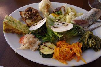 横浜にあるイタリアンレストラン「goffo」のランチ