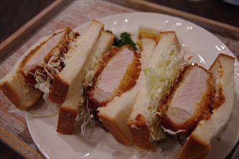 横浜白楽にあるカフェ「ル・ミトロン カフェ」のランチ