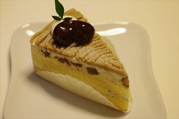 神奈川県二宮にあるケーキショップ「サンマロー」のケーキ