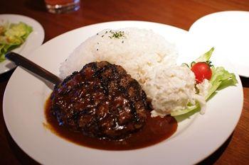 横浜ランドマークプラザのレストラン「JO'S BAR」のランチ