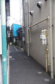 横浜中華街にあるちまき専門店「ちまき屋」の外観